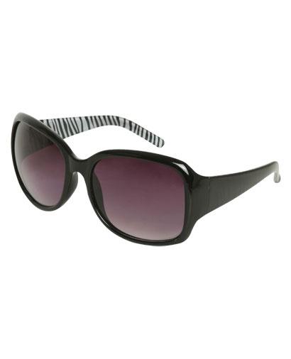 Zebra Sunglasses 2