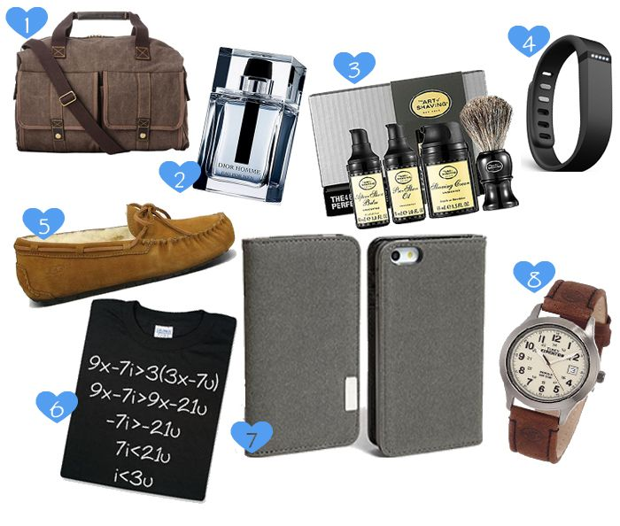 Valentine's Gift Guide 2014 for Him