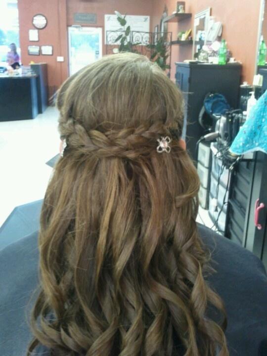 Hairstyles Halo Braid : Halo braid Hair Styles Pinterest