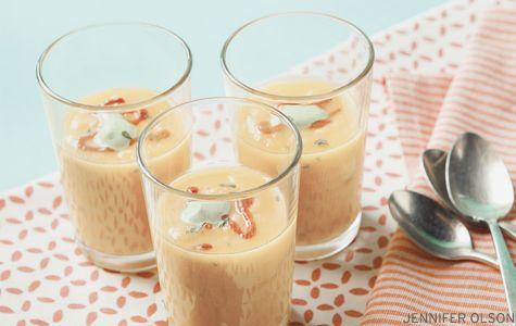 Chilled Cantaloupe and Basil Soup | YogaJournal