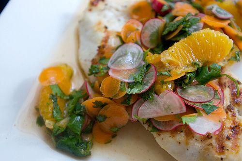 Carrot, Orange & Radish Salad | Food «Soups, Salads, Pasta and... Cal ...