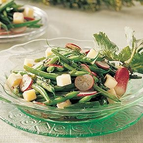 Green Beans Salad with Havarti Recipe | Reader's Digest