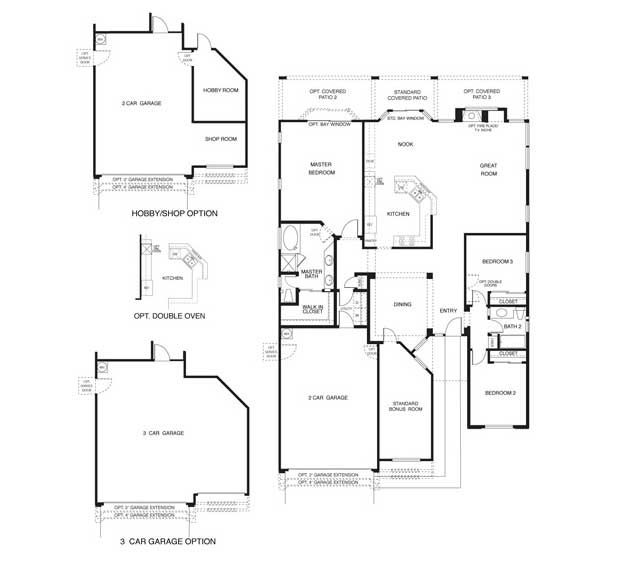 Pinterest for Elliott homes floor plans