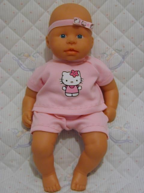 ... & MATCH OUTFITS -Hello Kitty, Dora or Peppa Pig -*36cm 1st ANNABE