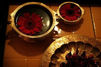 Diwali Decor Ideas. Lamps. Diyas. lanterns. flowers. rangoli. fairy lights. colour. decor. india decorating. traditional