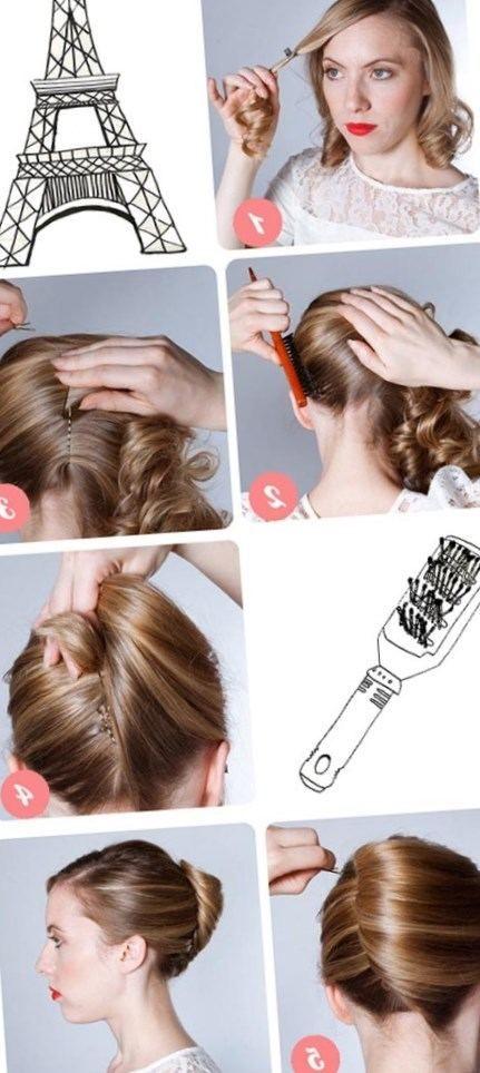 Как сделать челку из длинных волос если нет челки