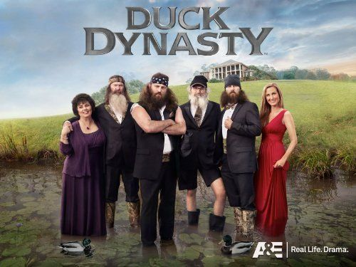 Duck Dynasty... Makes me happy, happy, happy!!