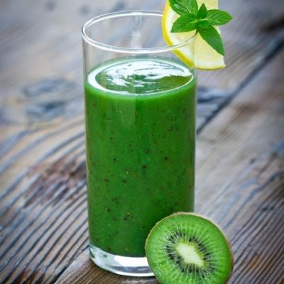 Kiwi Spinach Smoothie | Things for kids | Pinterest