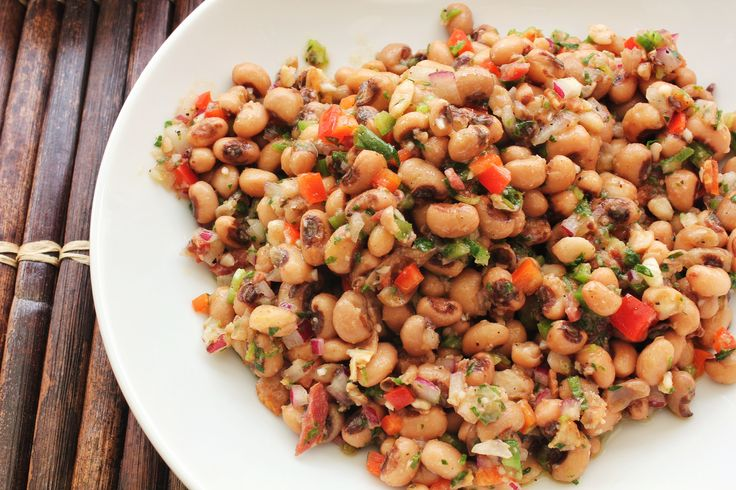 In the South folks love their black-eyed peas! #EmerilGrilling