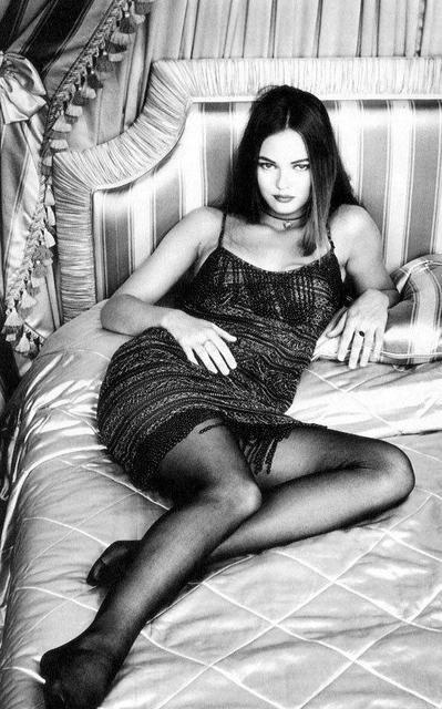 Vanessa Paradis young Kravitz period | ☞ Vanessa Paradis 80's & 90's ... Vanessa Paradis