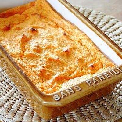 JULES FOOD...: SWEET POTATO SPOON BREAD | Food | Pinterest