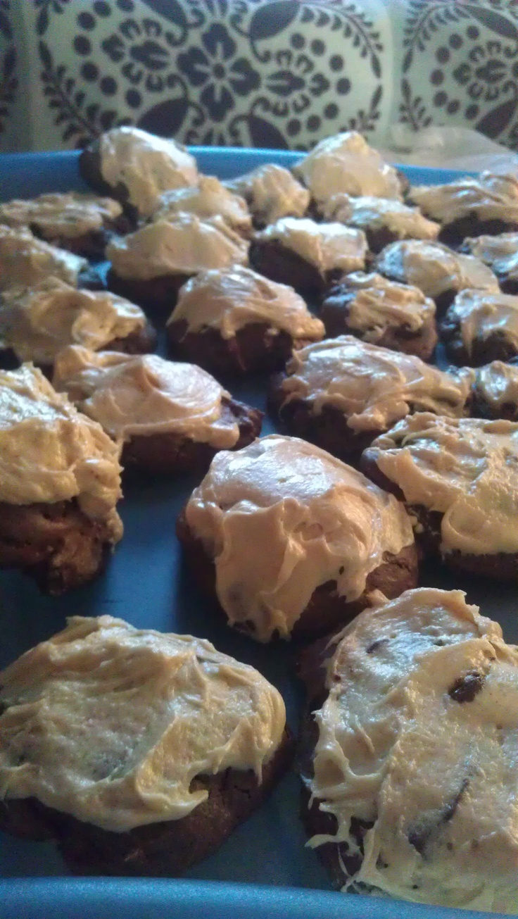 ... PB. Originally the recipe calls for 3/4 C. PB for cookies