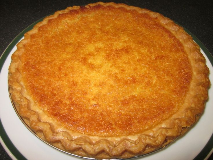 Whole Meyer Lemon Tart recipe - Foodista.com