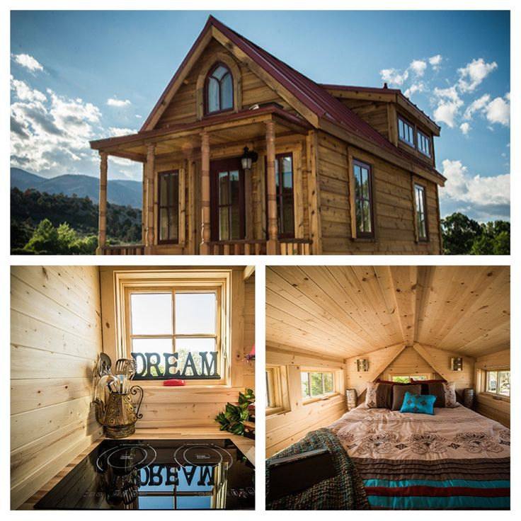 Tumbleweed Tiny Houses Elm House Residential Spaces