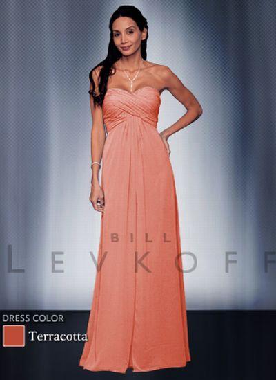 Bridesmaid Dresses Terracotta 103