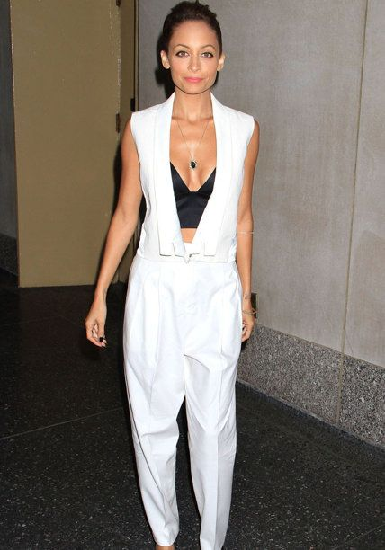 Why monochrome fashion is the easiest trend to wear this season - Yahoo! Lifestyle UK