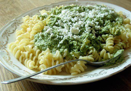Velvety Broccoli And Feta Pasta Recipe — Dishmaps