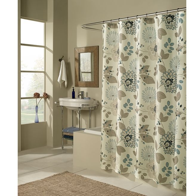 Jcpenney Bathroom Window Curtains. Jcpenney Shower Curtains With ...