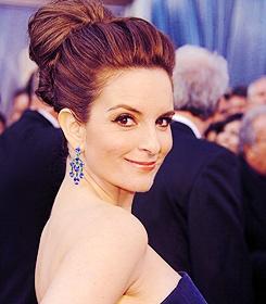 Tina is beautiful!
