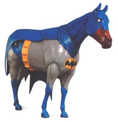 Bat Horse Batman Pinterest