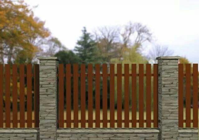 Pin by laura zob on portones y rejas en madera pinterest - Rejas de madera ...