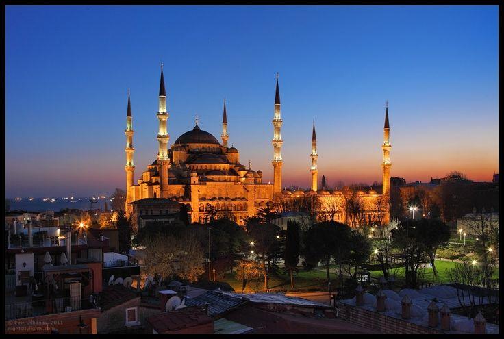 Thánh đường Xanh Sultan Ahmed