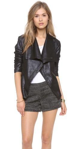 SW3 Bespoke Leather Jacket