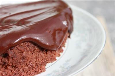 Chocolate Ganache/Glaze | Chocolate anything | Pinterest