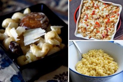 Comfort Food: Mac and Cheese | à cuire | Pinterest