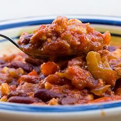 The Best Vegetarian Chili in the World - Used Pin! Made this without ...