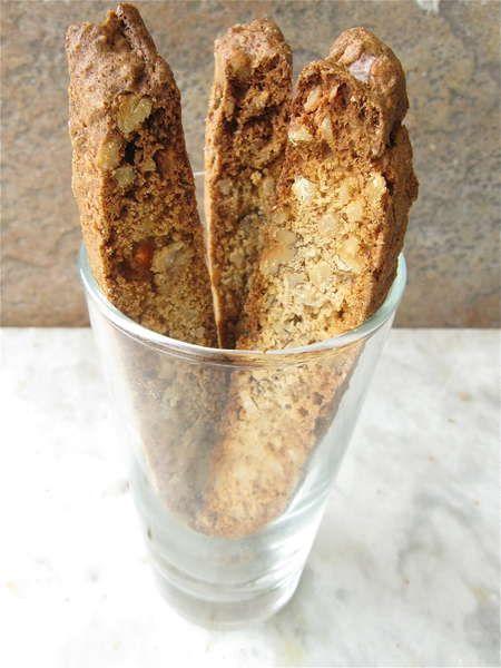 Maple Walnut Biscotti, love all flavors of Biscotti