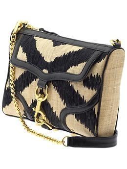 Rebecca Minkoff Bombe MAC | Piperlime - A crossbody bag is perfect for this occasion because you can keep your hands free!