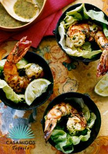 Shrimp Piri Piri
