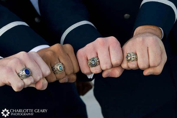 United States Air Force Academy Ring