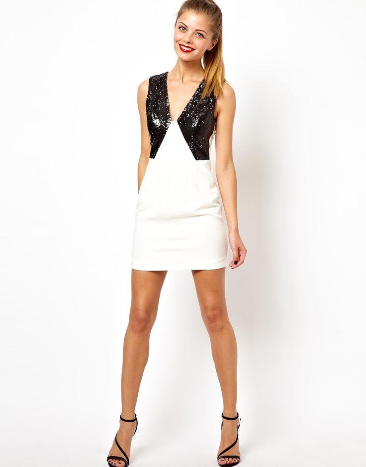 Best petite party dresses | Petite Dresses | Pinterest Blackwhite