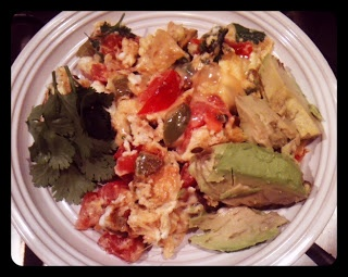 Eggs Corn Tortillas Migas | Recipes | Pinterest