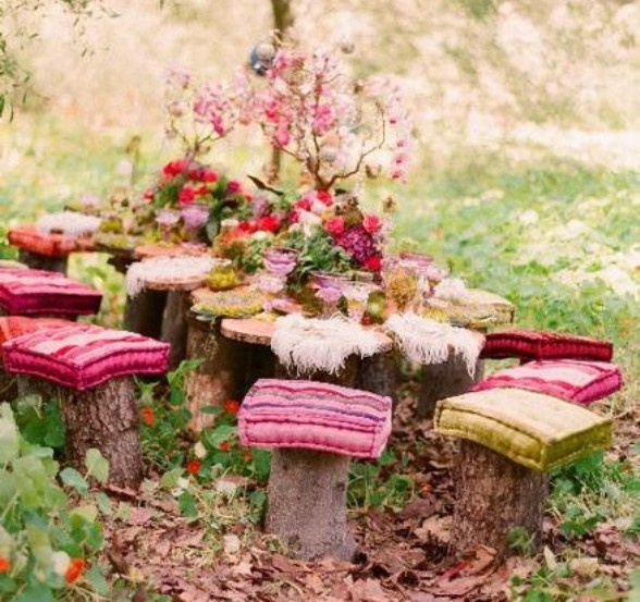 Fairy Garden Party Source Unknown Party Pinterest