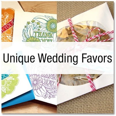 Unique Wedding Gifts To Guests : Unique Wedding Favors for Your Guests! Engagement/Wedding/Honeymoon ...
