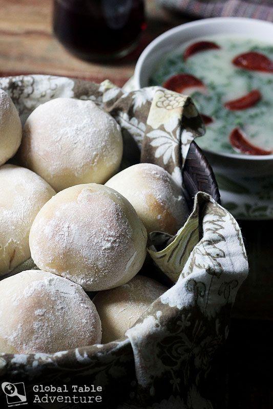 homemade fresh chorizo beef and chorizo empanaditas chorizo rolls ...