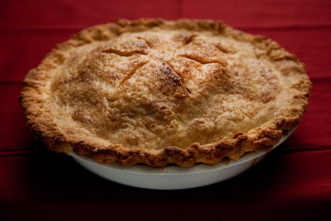 Basic Apple Pie Recipe — Dishmaps
