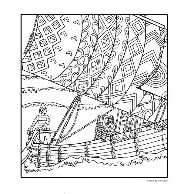 Pin by barb skebasouth on vintage color pages for you for Coloring pages with lots of detail