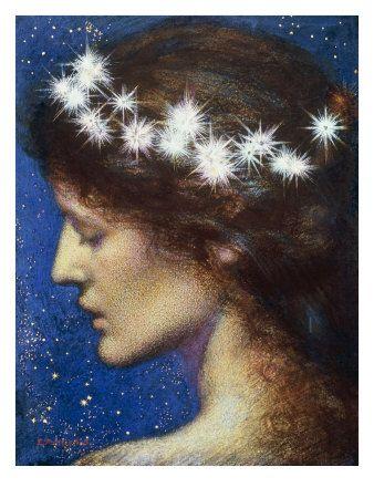 Night, 1880-85 - Edward Robert Hughes