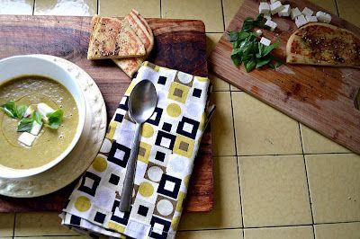 lentil soup green lentil soup with curried brown butter green lentil ...