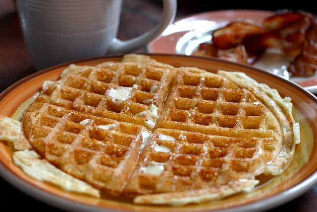 Marion Cunningham's Raised Waffles | Waffles and More Waffles ...