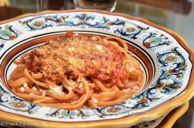 Il ragù della domenica (Sunday Sauce) | Recipe