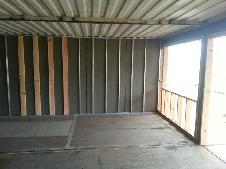 Cabin Ne Corner Fireplace Location Shipping Container