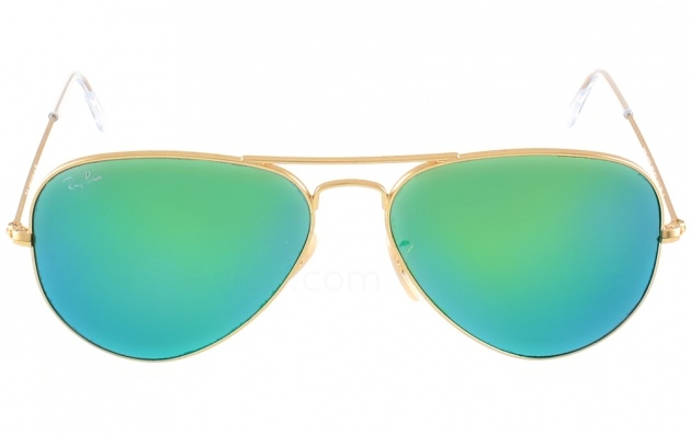 Lunettes de soleil ray ban aviator rb3025 silver mirror for Lunettes de soleil ray ban aviator miroir