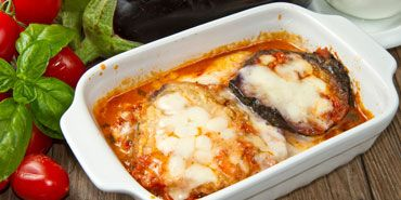Eggplant Parmesan II | Recipes to try | Pinterest