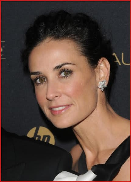 Demi Moore | Celebrities | Foros Vogue