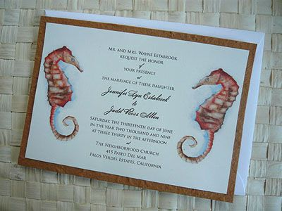cute beach wedding invitation wording | Pips bali beach wedding